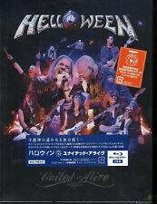HELLOWEEN-UNITED ALIVE-JAPAN 2 BLU-RAY S95