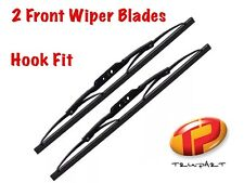 "22"" + 22"" (550mm + 550mm) A Pair Hook Fit Quality Front Wiper Blades TV55 TV55"