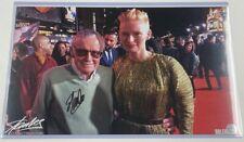 Stan Lee Signed Autograph 11x17 Doctor Dr Strange Movie Premiere Photo Print MCU