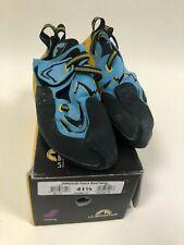 La Sportiva Men's Futura 41.5 Blue/yellow