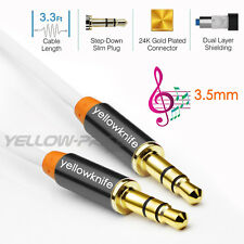 Short&Long 3.5mm Audio AUX Cable Lead Cord for Monster Beats Studio Solo HD Pro