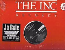 JA RULE-THE INC RECORDS-WONDERFUL-R.KELLY/ ASHANTI-SEALED HIP HOP RECORD 2004