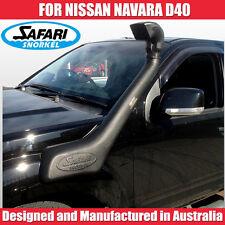 Genuine Safari Snorkel Suit Nissan Navara D40 - 2011 ON THAI BUILT SS735HF