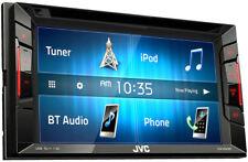 JVC KW-V240BT Touch Screen DVD/CD/USB/MP3/Bluetooth Car Stereo New KWV240BT