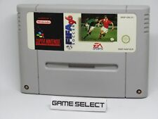 FIFA 96 SOCCER 1996 SUPER NINTENDO SNES NES 16 BIT CARTUCCIA ORIGINALE PAL EUR
