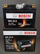 Moto Batterie BOSCH AGM M6 12V 8AH 0092m60130 ##