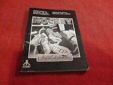 Hockey Atari Lynx Instruction Manual Booklet ONLY