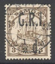 Samoa Britische Besetzung Mi. Nr. 1 gest. einwandfrei