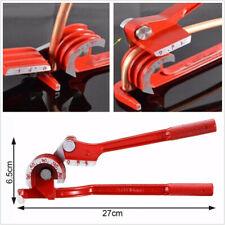 Car SUV Heavy Duty 180° Pipe Tubing Bender Brake Fuel Line Curving Plier Tool x1