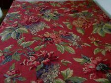 Nwot Croscill shower curtain, gorgeous flowered pattern