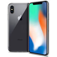 COVER PER IPHONE X / XS 10 APPLE TRASPARENTE MORBIDA CUSTODIA SOTTILE TPU SLIM