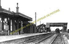 Martock Railway Station Photo. Langport - Montacute. Athelney to Yeovil Line (1)
