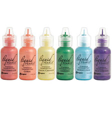 Ranger SET OF 6 Liquid Pearls Pearlescent Paint