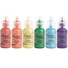 Ranger SET OF 6 Liquid Pearls Pearlescent Paint 2015