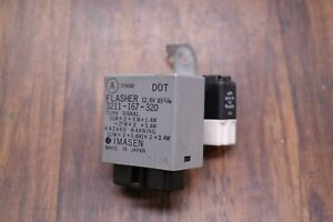 90-97 MAZDA MX-5 MIATA OEM Turn Signal Flasher Relay 3211-167-320