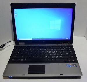 HP ProBook 6450b 14.1in. (64GB  Intel Core i3 1st Gen., 2.4GHz, 4GB) Notebook/L