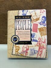 Gateway 1991 Educational Products We The People History Program New!