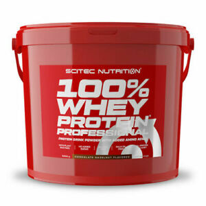 Scitec Nutrition 100 Whey Professional Amino Protein-  5kg Whey protein