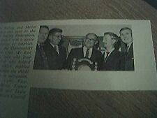 ephemera 1966 sussex picture worthing yacht club ron churcher trevor haird