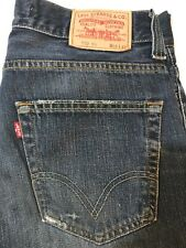 Levis 509 Jeans. Mens W32 L32 Excellent Condition Very Lightly Used
