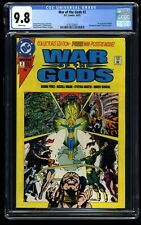 War of the Gods #2 CGC NM/M 9.8 White Pages