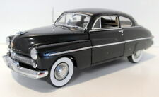 Danbury Mint escala 1/24 - DM49MER Negro 1949 Mercury Club Coupe