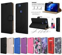 For Alcatel 1S (2019) 5024D Magnetic Flip Leather Wallet Stand Phone Case Cover