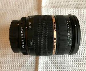 Tamron SP AF 28-75mm F/2.8 XR Di LD Aspherical (IF) Macro lens Pentax Fit