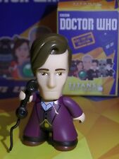 11th Doctor - Doctor Who Rebel Time Lord Blind Box NIP 2/20 Titans Vinyl Figure