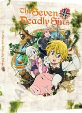 Seven Deadly Sins: Season One - Part One [New DVD] With DVD, Boxed Set, Subtit