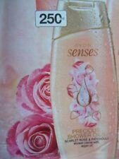 CREME DE DOUCHE avec l'huile d'Argan parfumé AVON SENSES PRECIOUS Rose Patchouli