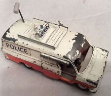 Ford Vintage Manufacture Diecast Police Vehicles
