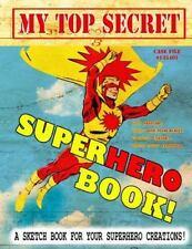 My Top Secret Superhero Book! by D. Ramos (2014, Paperback)