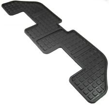 Land Rover LR3 LR4 Rear Third 3rd Row Seat Rubber Floor Mat Genuine New