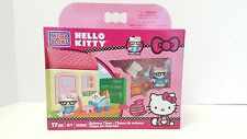 Mega Bloks Hello Kitty 10892 Science Class 17pc 4+ New