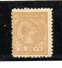 Surinam Valor del año 1893 (BB-526)