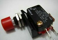 Limit Micro N/C N/O Off-(On) Momentary Switch Push to Make or Break 10mm Mount