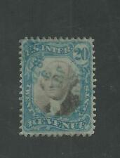 R111   20 Cents SECOND ISSUE Used  ( 0176 )