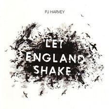 PJ HARVEY Let England Shake CD BRAND NEW P.J. P J