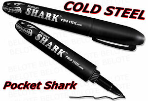 Cold Steel Pocket Shark Self Defense Marker Pen 91SPB
