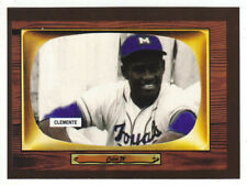 Roberto Clemente '55 Pittsburgh Pirates Color TV rookie season Montreal Royals