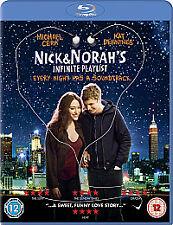 Nick And Norah's Infinite Playlist (Blu-ray, 2009)