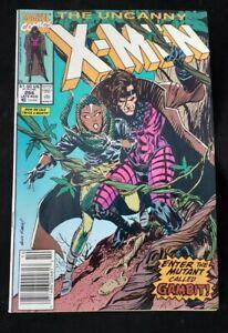 UNCANNY X-MEN # 266 (MARVEL, 1990) 1ST APPEARANCE OF GAMBIT! NM