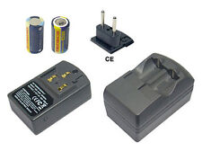 Batterie + Chargeur pour Ansco Silhouette Zoom AF,MPZ, silhouette Zoom