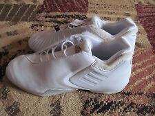 Adidas TMAC 3 All Star Basketball man white/green glow shoes  18 Brand New