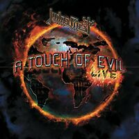 Judas Priest - A Touch Of Evil - Live [CD]