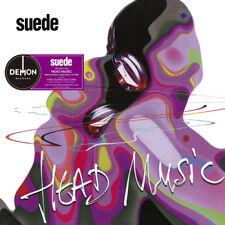 SUEDE HEAD MUSIC LP VINYL NEW 33RPM