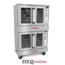 Southbend BGS/22SC Gas Double Deck Standard Depth Convection Oven