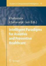 USED (GD) Intelligent Paradigms for Assistive and Preventive Healthcare (Studies