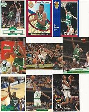 1990-1991 Fleer Dee Brown RC Boston Celtics Lot Jacksonville Florida